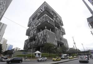 Prédio da Petrobras no centro do Rio Foto: Domingos Peixoto/Agência O Globo/03-01-2018