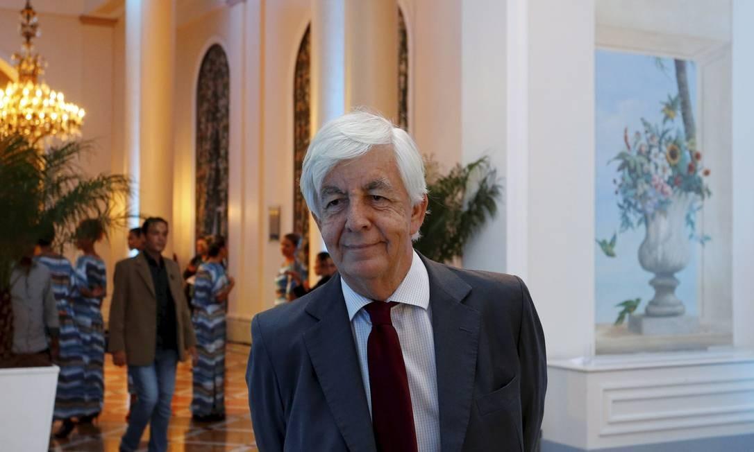 Carlos Fernando Gross, vice-presidente da Firjan Foto: Pablo Jacob