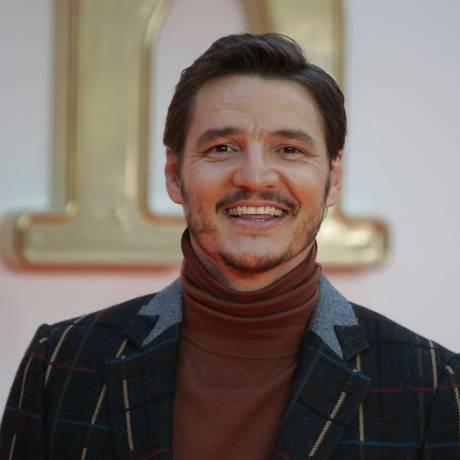 O ator Pedro Pascal Foto: DANIEL LEAL-OLIVAS / AFP