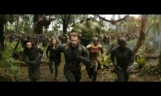 """''Os Vingadores: Guerra Infinita"""" estreia em abril Foto: Reprodução"""