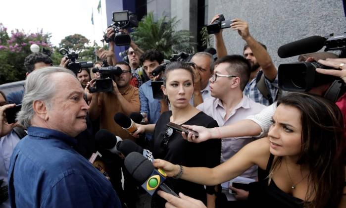 Barroso revoga prisões de amigos de Temer e outros da Operação Skala