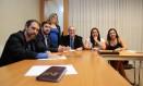 O grupo BNI Respeito foi lançado em março e reúne empresários da região Foto: Brenno Carvalho / Agência O Globo