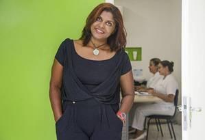Rita de Cássia, franqueada da Não Mais Pelo Foto: Ana Branco / Agência O Globo