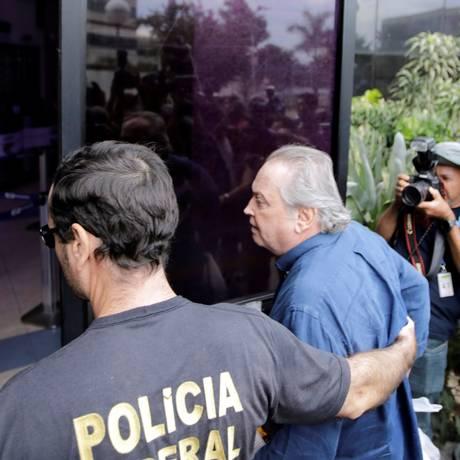O ex-ministro Wagner Rossi é preso temporariamente Foto: PAULO WHITAKER / REUTERS