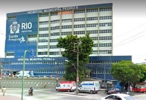 Hospital Municipal Pedro II Foto: Reprodução