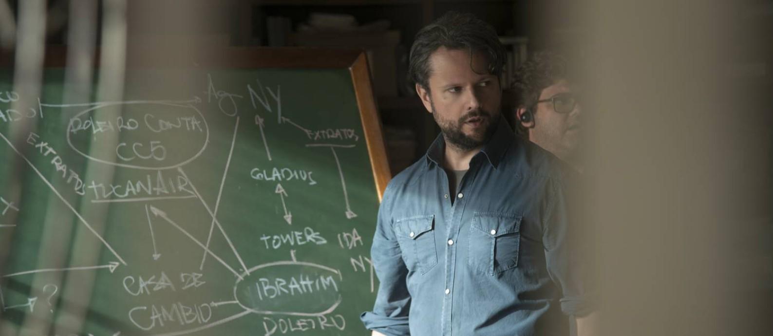 'O mecanismo', série da Netflix criada por José Padilha Foto: Pedro Saad/ Karima Shehata/Divulgação