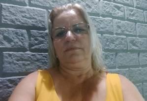 Tânia Silva foi atingida na última quinta-feira, ao passar por um arrastão Foto: Reprodução/Facebook