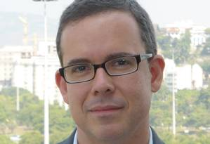 """Sérgio Branco é autor do livro """"Memória e esquecimento na internet"""" Foto: Divulgação"""