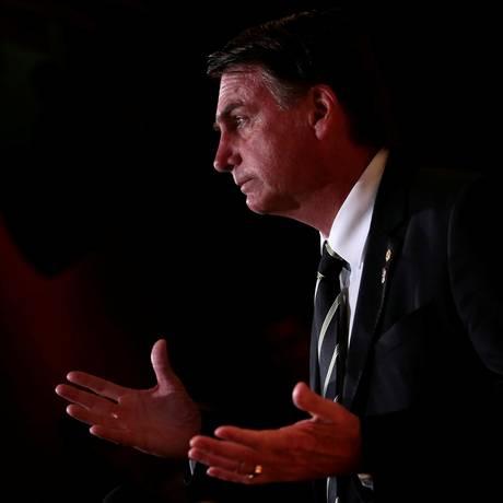 Jair Bolsonaro (PSL-RJ), deputado federal Foto: Leonardo Benassatto / Reuters