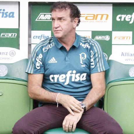 Cuca avaliou comandar o rubro-negro Foto: Edilson Dantas / Agência O Globo