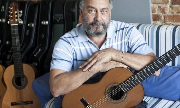 Paulão Sete Cordas Foto: Divulgação