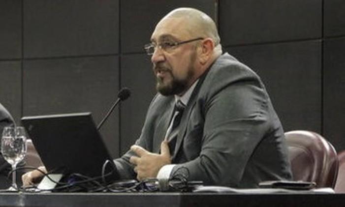 O procurador do MPF Januário Paludo, integrante da força-tarefa da Lava-Jato Foto: Divulgação/MPPR