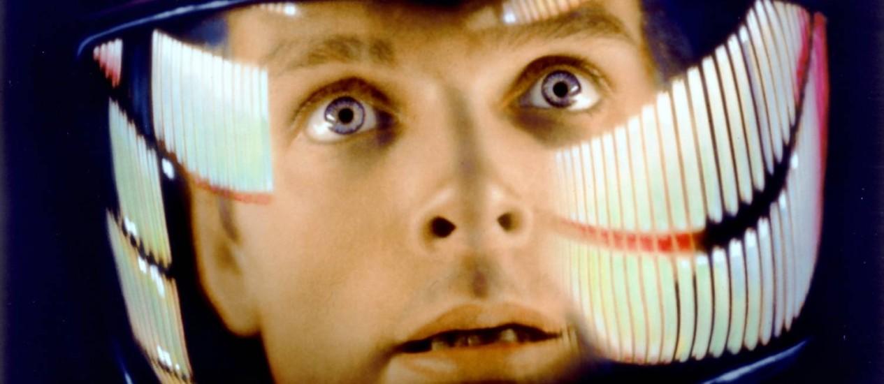 '2001: Uma odisseia no espaço' completa 50 anos Foto: Divugação