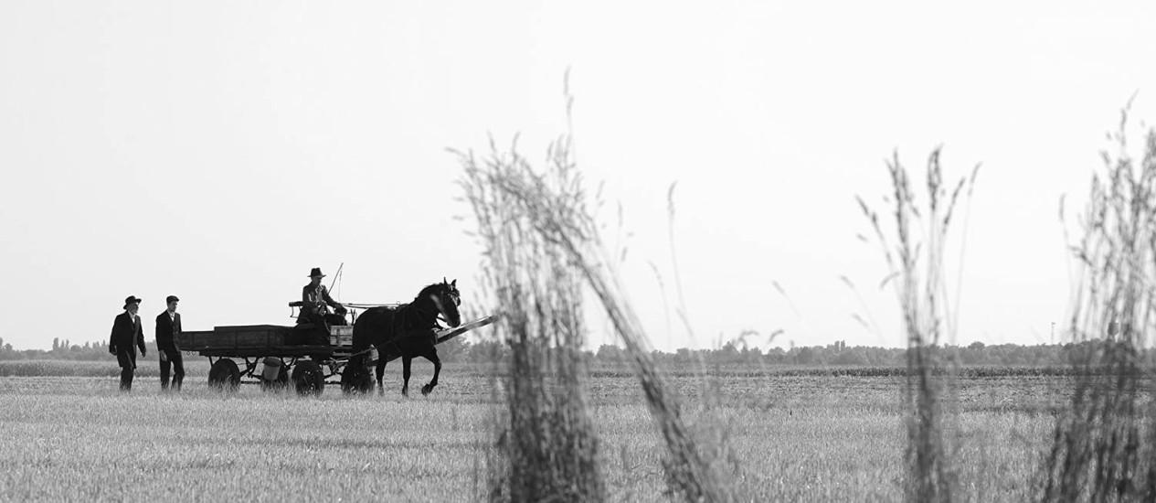 Cena do filme '1945' Foto: Divulgação