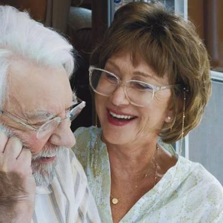 Cena do filme 'Ella & John' Foto: Divulgação