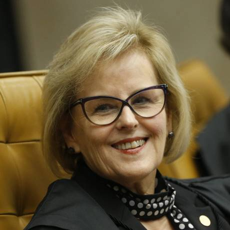 A ministra Rosa Weber, pre Foto: Ailton de Freitas / Agência O Globo