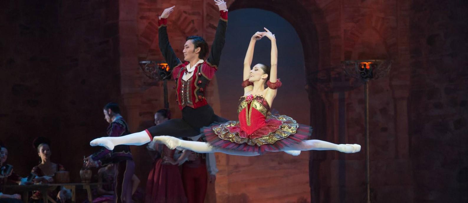 ef8923905b RS - Ballet du Capitole de Toulouse Foto  Divulgação David Herrero    Divulgação