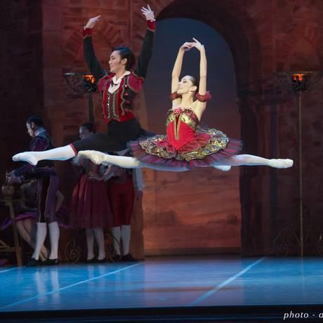 RS - Ballet du Capitole de Toulouse Foto: Divulgação/David Herrero / Divulgação