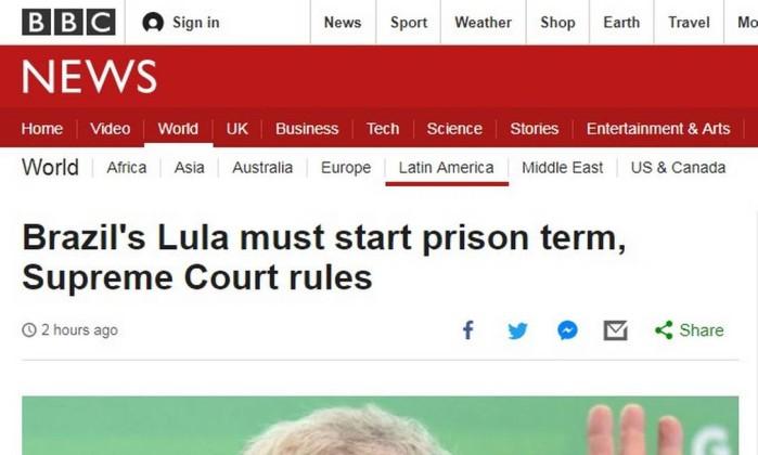 Sérgio Moro determina a prisão do ex-presidente Lula
