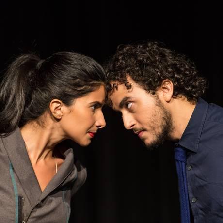'LTDA.'. Texto: Diogo Liberano. Direção: Debora Lamm Foto: Divulgação/Ricardo Borges
