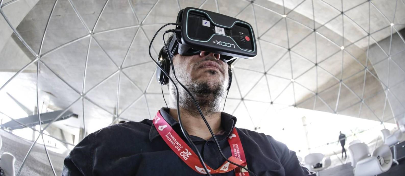 Rio2C debate música, realidade virtual e audiovisual, na Cidade das Artes Foto: Divulgação/Rogerio Resende/R2Foto