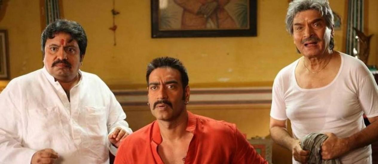 O filme 'Phir Hera Pheri', de Neeraj Vora, passa no Centro Cultural Correios, que dedica mostra ao cinema indiano Foto: Divulgação
