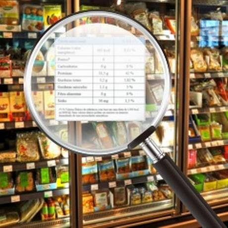 Anvisa defende rótulos mais simples e com informações claras Foto: Arquivo