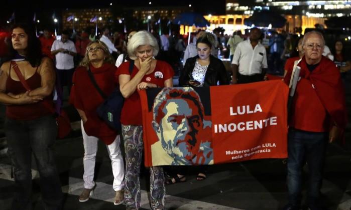 Lula deverá ficar em sala especial na PF no Paraná