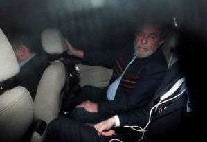 O ex-presidente Luiz Inácio Lula da Silva Foto: PAULO WHITAKER / REUTERS