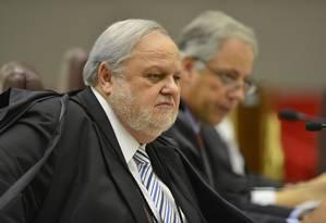 O ministro Félix Fischer. Foto: Divulgação Foto: Agência O Globo