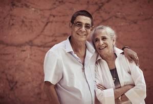 Zeca Pagodinho e Maria Bethânia vão fazer o show 'De Santo Amaro a Xerém' Foto: Leo Martins / Agência O Globo