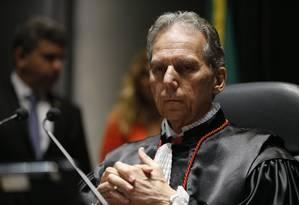 O desembargador Carlos Eduardo da Rosa Fonseca Passos Foto: Fernando Frazão / Agência Brasil
