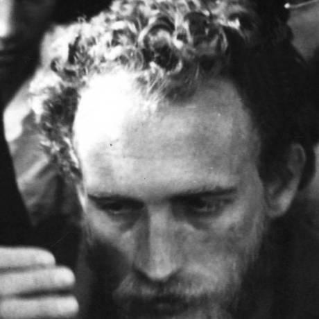 Alemão à época da prisão: militante do MR-8 Foto: Jesus Carlos/Fpabramo