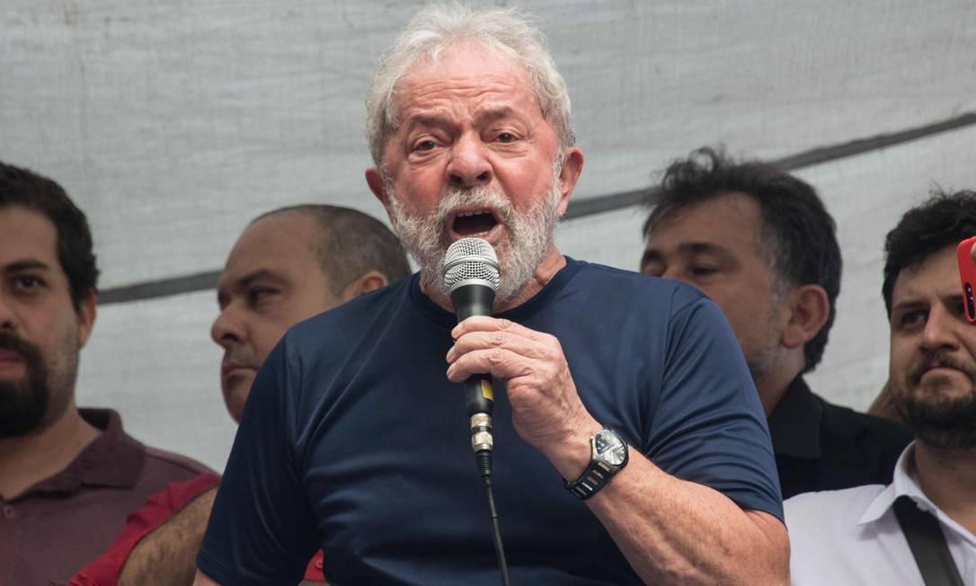 Preso, Lula perde direito a segurança, motorista e assessores