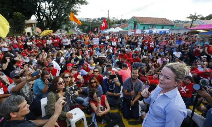 PT estuda mudar sede nacional do partido para Curitiba