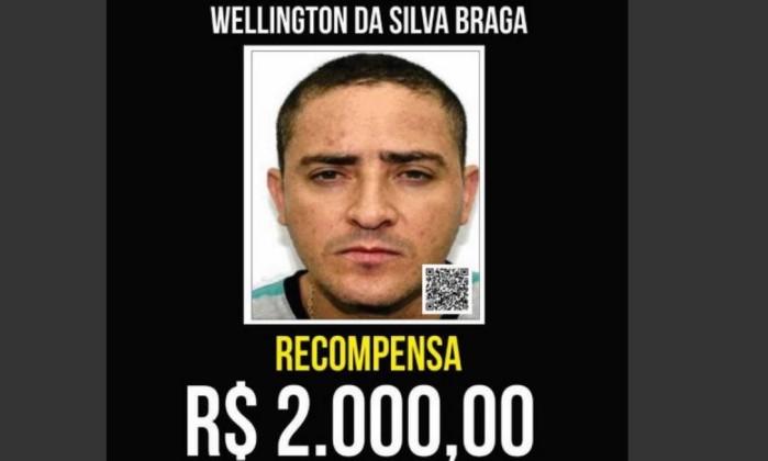 Resultado de imagem para Wellington da Silva Braga. Conhecido como Ecko