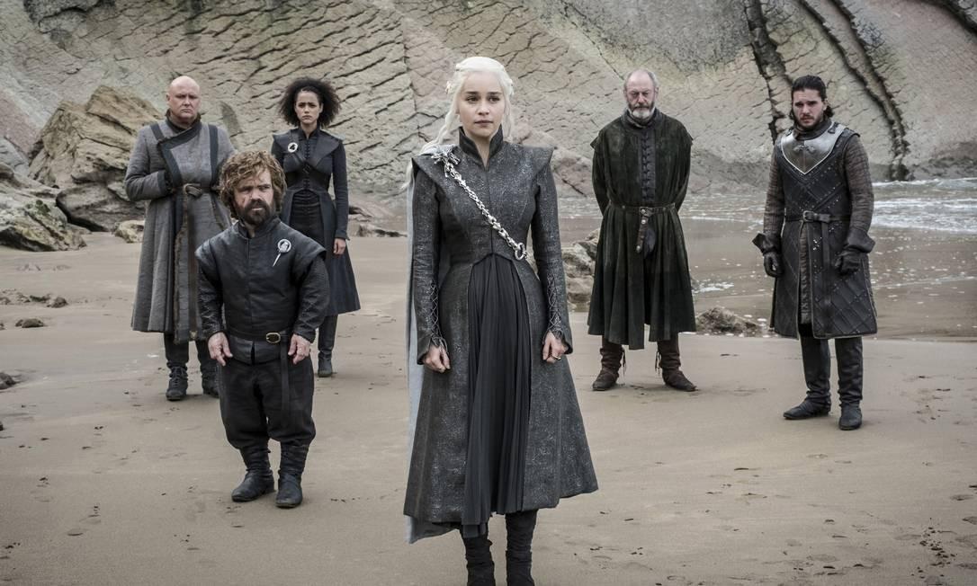 'Game of thrones' é recorde de audiência da HBO Foto: Divulgação/AP