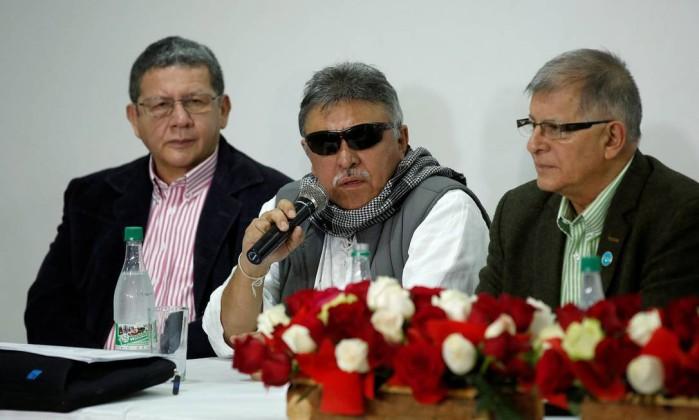 Acordo de paz em risco após prisão de ex-guerrilheiro — Farc