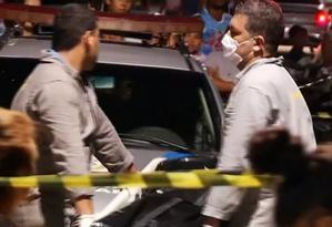 Onda de homicídios aconteceu depois de morte de policiais militares Foto: Reprodução da Globo News