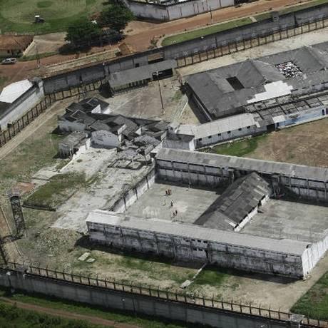 Complexo Penitenciário de Santa Izabel do Pará Foto: Reprodução TV Liberal
