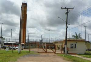 Centro de Recuperação Penitenciária III Foto: Divulgação/Susipe