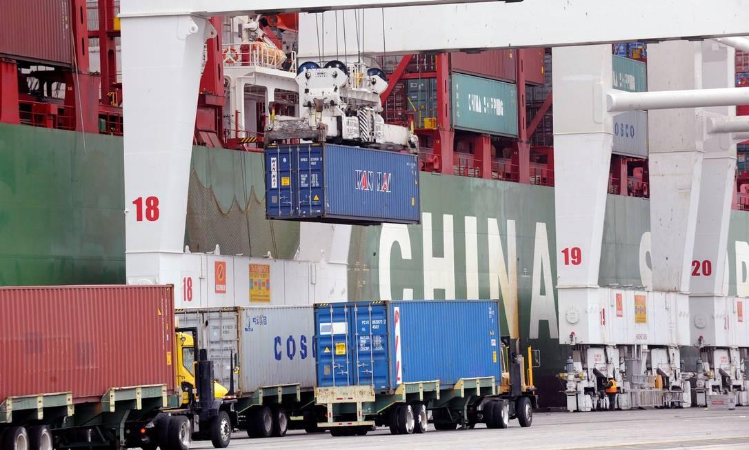 Impactos negativos da guerra comercial entre China e os EUA