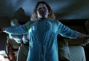 """Cena do filme """"O Exorcista"""" Foto: Reprodução"""