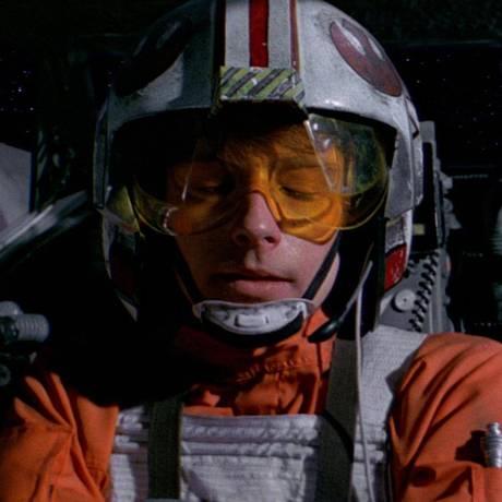 Luke Skywalker destrói a Estrela da Morte em 'O retorno do Jedi' Foto: Lucasfilm/Divulgação
