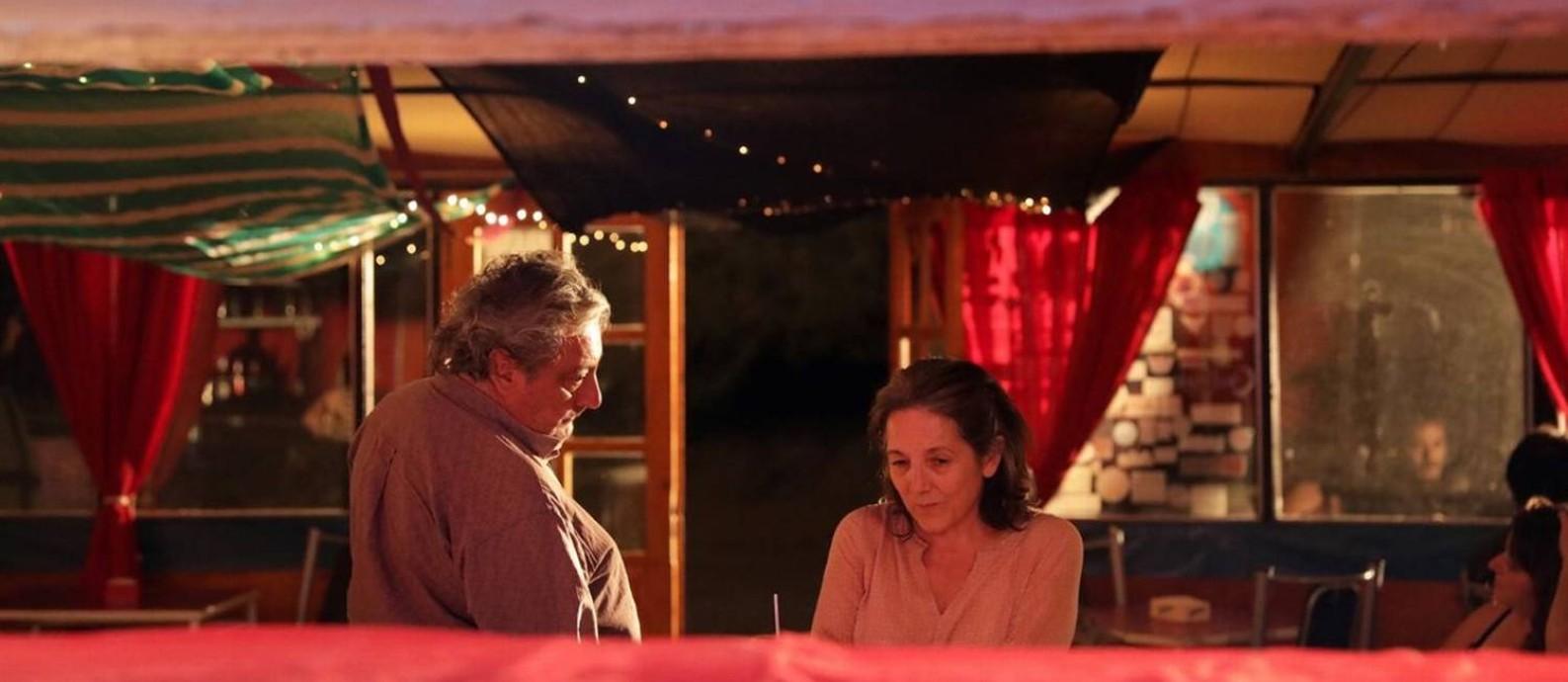 Cena do filme 'A noiva do deserto' Foto: Divulgação