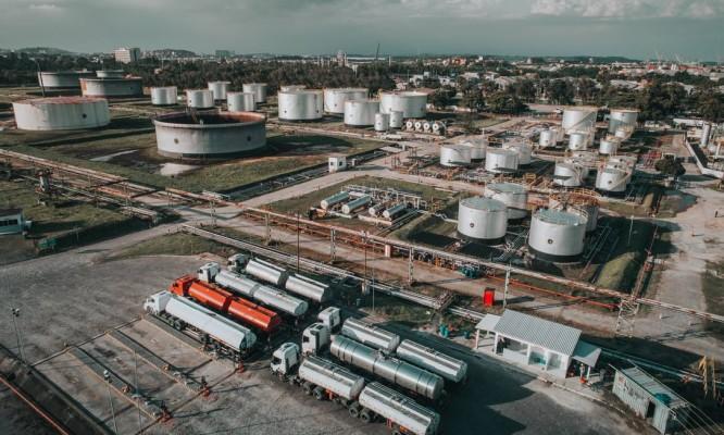 Refit investe na atualização e otimização do seu processo de refino de petróleo Foto: Divulgação