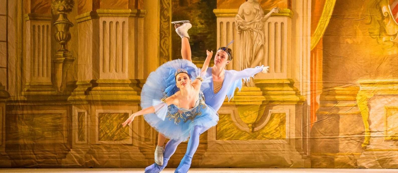 Ballet Estatal de São Petersburgo Foto: Divulgação