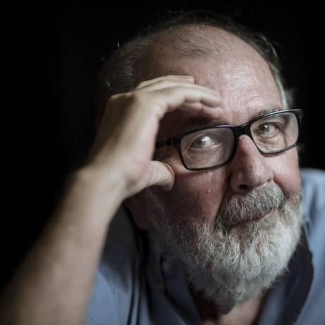O cineasta e cronista Caca Diegues Foto: Leo Martins / Agência O Globo