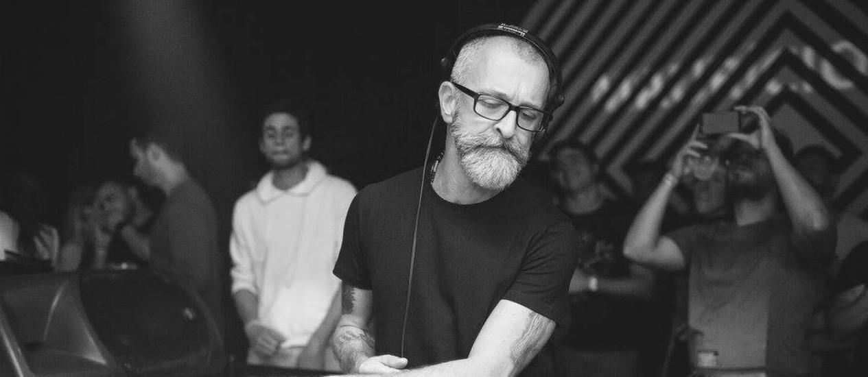 DJ Mauricio Lopes Foto: Divulgação/Bill Ranier
