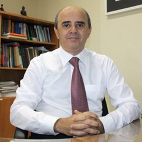 O vice-procurador-geral da República, Luciano Mariz Maia Foto: Divulgação/MPF